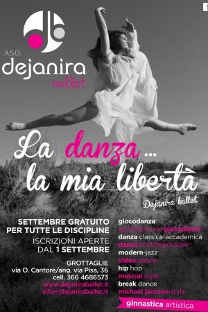 La danza...la mia libertà