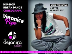 Stage Hip-Hop e Break Dance